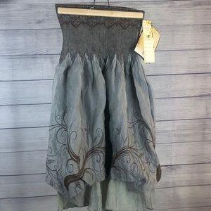 Lapis Dress or Skirt